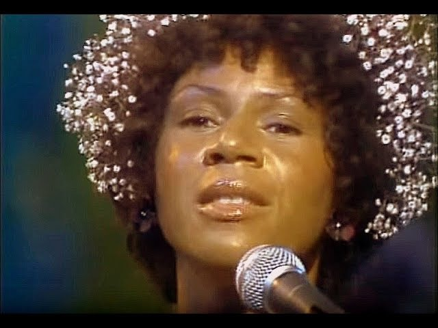 HQ Minnie Riperton Lovin' You Live On The Midnight Special 1975