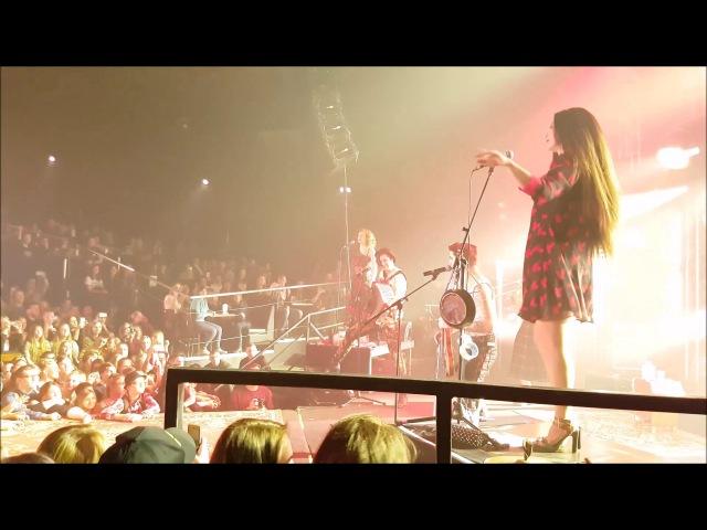 Концерт THE HATTERS в Авроре 22 апреля 2017