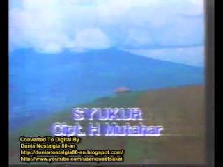 Диктор и конец эфира (TVRI [Индонезия], 1991)