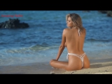 Kate Uptons Effortlessly Gorgeous Return To SI Swimsuit Intimates