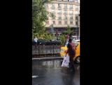 Laleli yağmurdan sonraki olayı