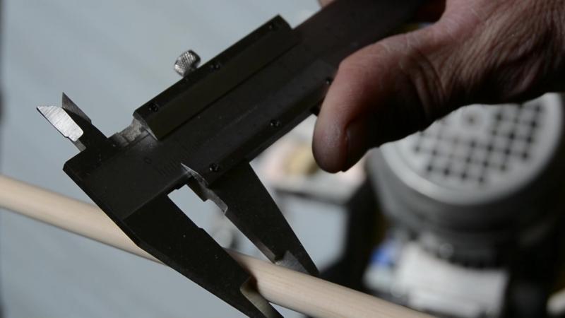 Изготовление древков для стрел