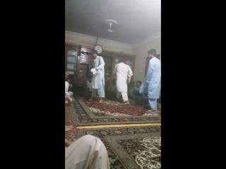 haji hassan attan in shahid wedding