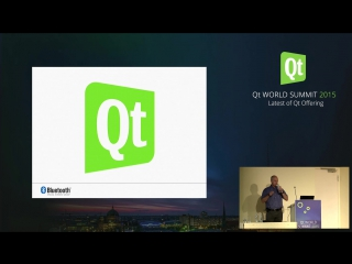 Creating IoT applications with Bluetooth Low Energy and Qt, Martin Woolley
