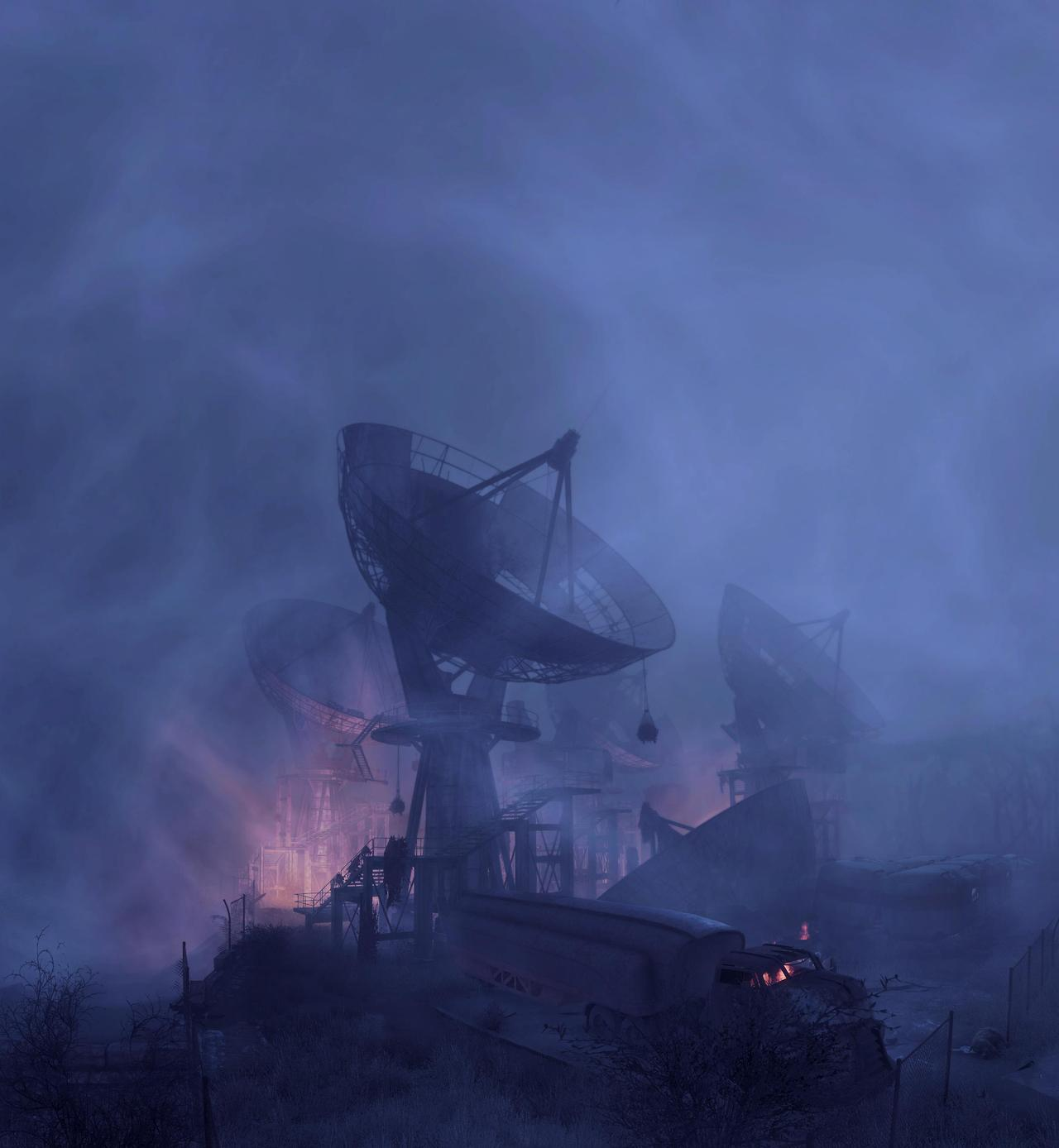 Какая локация в Fallout4 вам заполнилась больше всего?