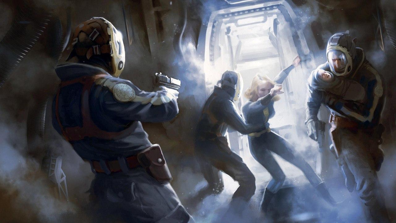 Арты Fallout4