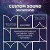 10.09 | CUSTOM SOUND SHOWCASE | MMW 2017