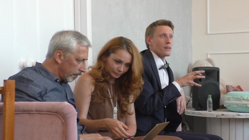 Игорь Шумаев про работу с Г.Р. Тростянецким