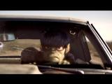 Gorillaz - Stylo (ft. Bobby Womack & Mos Def) (Русские Субтитры / RU Subtitles)