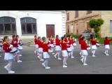 Марш барабанщиц 9 мая ?г. Жмеринка ЦПР