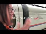 denchiktv — как мы с Олей ездили в Питер
