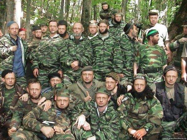 """""""Это обвинение является очевидно абсурдным"""", - Гройсман о решении РФ об аресте Яценюка """"за зверства в Чечне"""" - Цензор.НЕТ 1595"""
