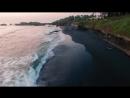 Beautiful Bali Island view From Drone [720p]