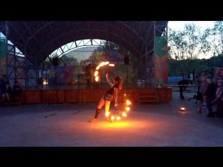 Open Fire Stage 2017 - #4 Александра Василькова