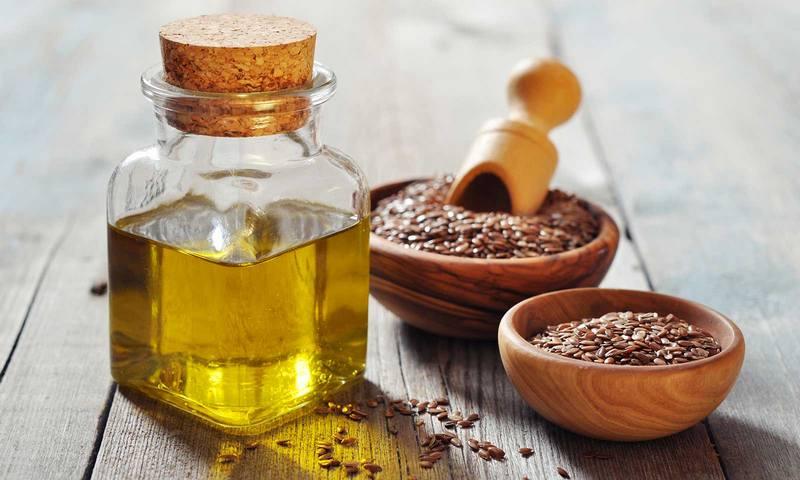 Польза льняного масла при гастрите