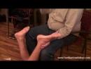 Наказание поркой ног