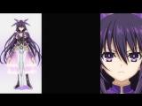 AnimeOpend Date A Live 1 Ending (NC) Рандеву с жизнью 1 Эндинг (1080p HD)