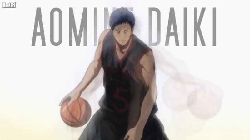 | KNB | AMV| Aomines Style |
