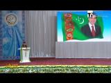 О матери туркменов (кратко)