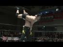 Kankuro Hoshino, Tatsuhiko Yoshino vs. Shinobu, Yuya Aoki (BJW - 10.02.2017)