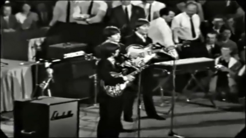 """The Beatles - """"Yesterday"""" live in Munich, 1966"""