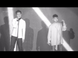 fancam 170212 follow the movement 2017 Elo feat. Simon D - Angel