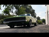 Viper Swapped 1968 Dodge Charger  Short Film