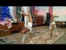 Гимнастический танец под песню - За Лісами, горами Злата Огневич