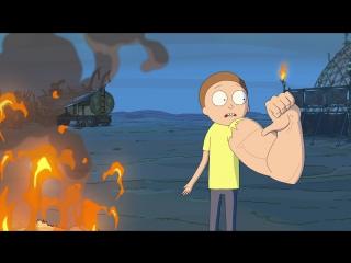 Rick and Morty (Рик и Морти) 3 сезон 2 серия. Озвучка Сыендук