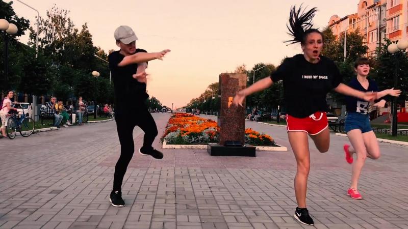 GetDown - Надя, я, Юля
