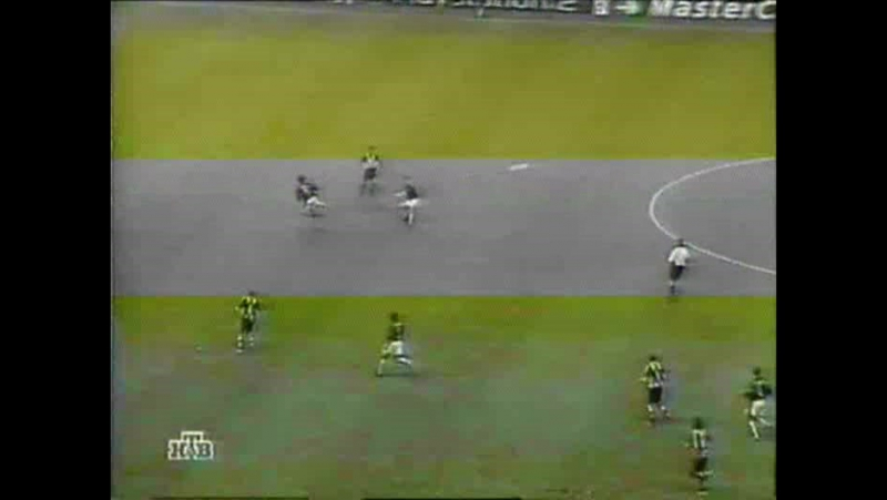 178 CL-2002/2003 Newcastle United - Inter 1:4 (27.11.2002) HL