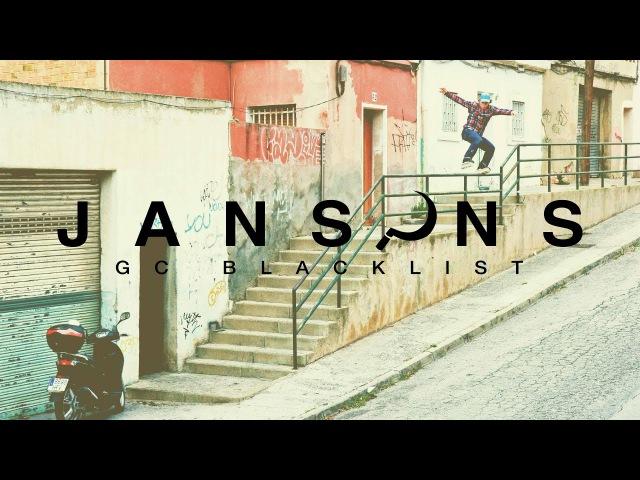 NILS JANSONS - BLACKLISTED