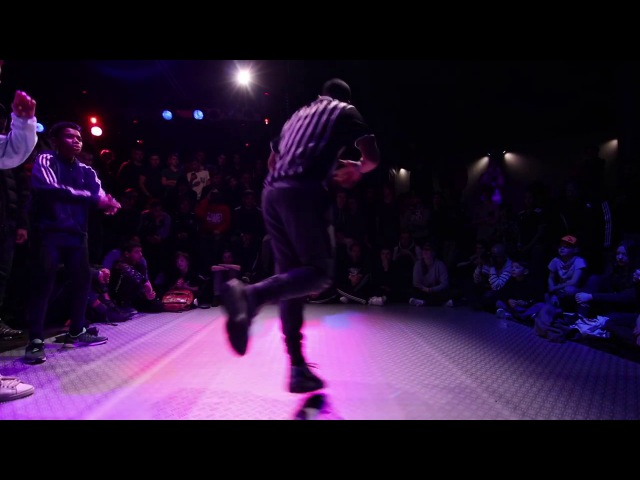 Justen Leelou VS HustleKidz | FINAL | ROCKING HOW10 2017