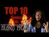 TOP 10 BANDAS DE BLACK METAL