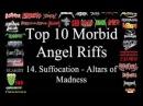 Morbid Angel Top 10 Riffs