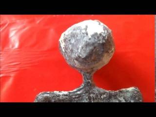Mummified alien found in Peru, Rays X krawix 999 (Oficial video)