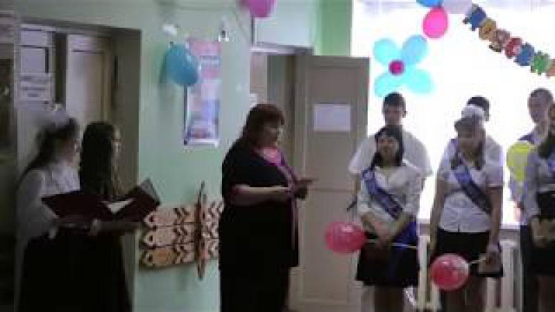 Деревня Влёсно. Исполнение песни Михайловой С.П.