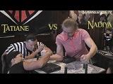 Tatiane vs Nadiya! WAL WOMEN ARMWRESTLING SUPER MATCH 2017