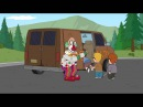 Бриклберри 1 сезон 2 серия Я вырос нормальным клоун