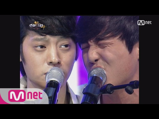 [Superstar K4] Roy Kim X Jung Joon Young's Collaboration! 'Becoming Dust' (Legendary Stage)