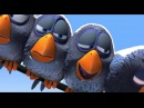 Психологический мультфильм Птички