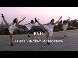James Vincent McMorrow - Evil Ryan Shaw Choreography Dance Stories