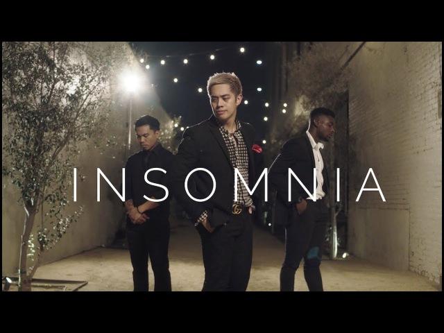 Insomnia by Brian Puspos | Choreography by Brian Puspos | @brianpuspos