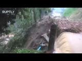В Бангладеш оползень унёс жизни более 60 человек