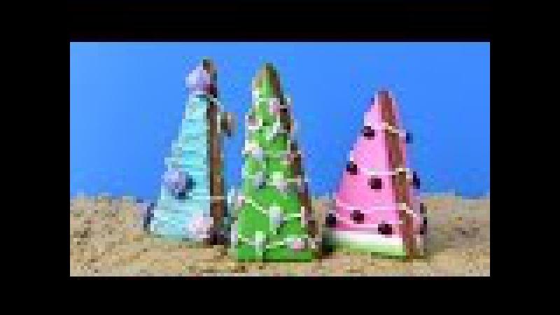CHRISTMAS IN JULY! BEACH CHRISTMAS TREE COOKIES, HANIELA'S