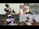 Power Rangers - Neo-Saban Sixth Rangers Battles Samurai, Megaforce, Dino Charge, Ninja Steel.