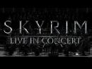 Skyrim Main Theme Dragonborn - LIVE IN CONCERT (OST) HQ