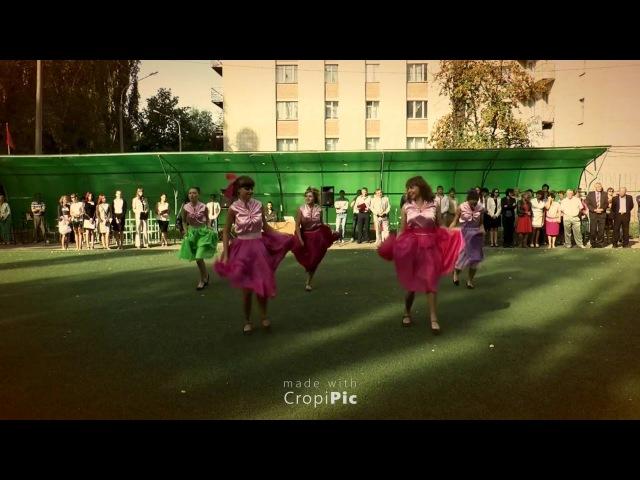 Стиляги Буги Вуги зажигательный танец