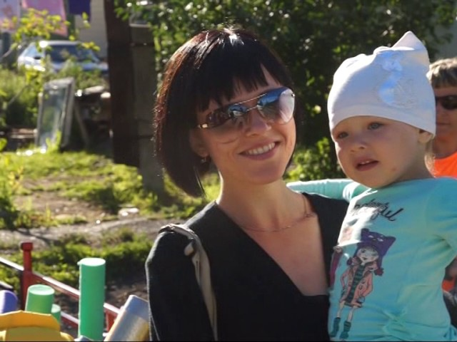 Праздник двора для жителей домов по улице Братская