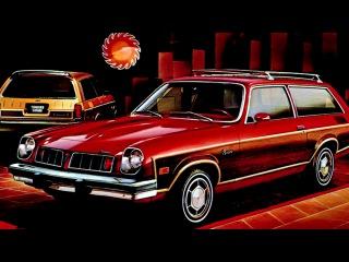 Pontiac Sunbird Station Wagon 2H M15 1978